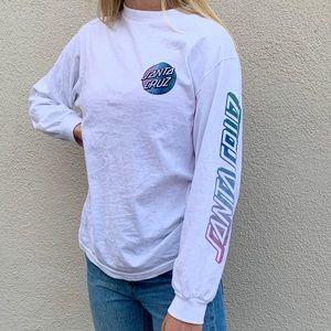 Santa Cruz long sleeve shirt